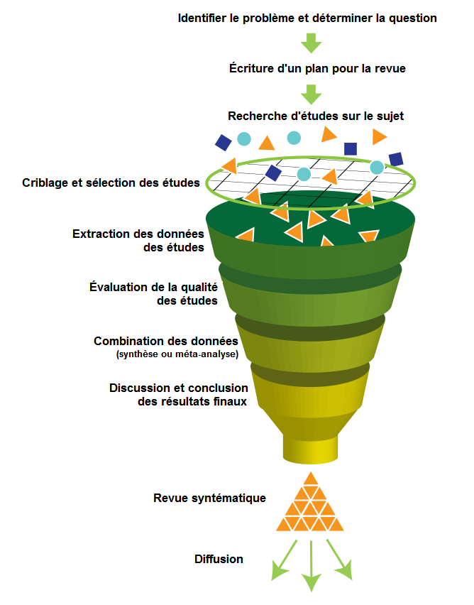 méthodologie des revues systématiques